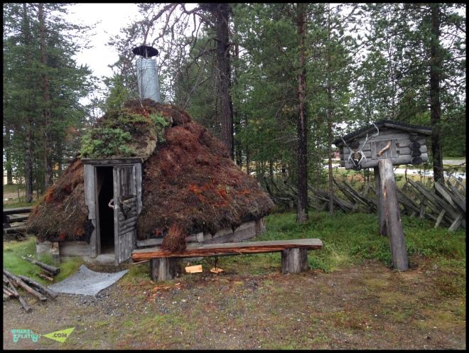 Вот такие волшебные домики для сугрева семьи и друзей в холодные зимы