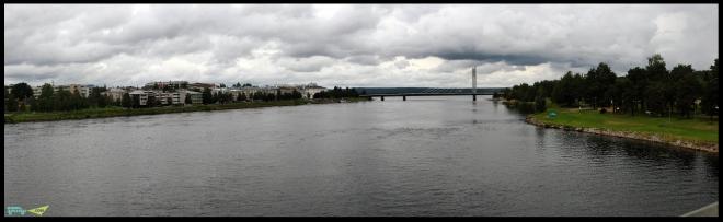 Мост «Свеча сплавщика» (Jätkänkynttilä)