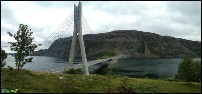 Мосты и тоннели. Типичные виды Норвегии