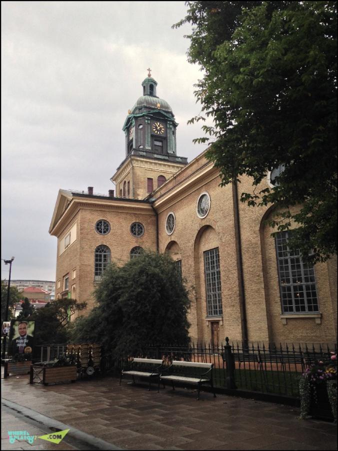 Кафедральный собор Гетеборга. 1815 год.