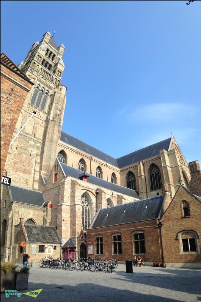 Кафедральный собор. 12 век.