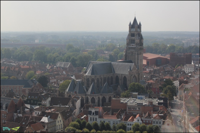 Вид на Кафедрал с Белфорта.