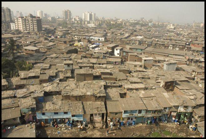 Дхарави. Крупнейшие трущобы Бомбея.