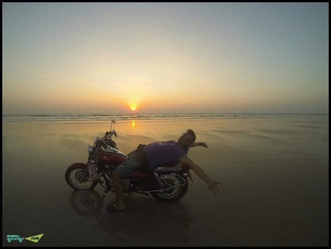 Paradise beach Maharashtra