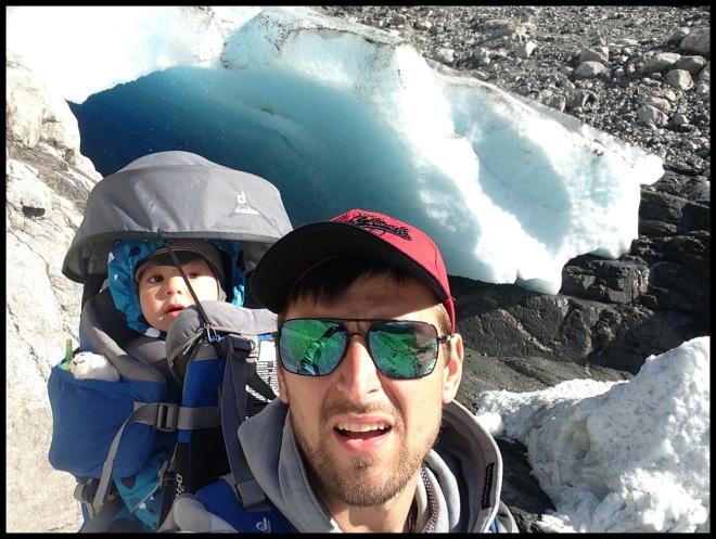 Взобраться прям к леднику с малым? - не вопрос.