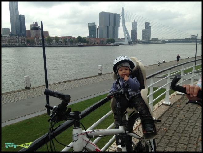 Роттердам. Велопрогулка.