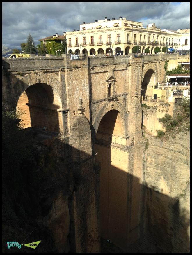 Ponte Nuovo inside