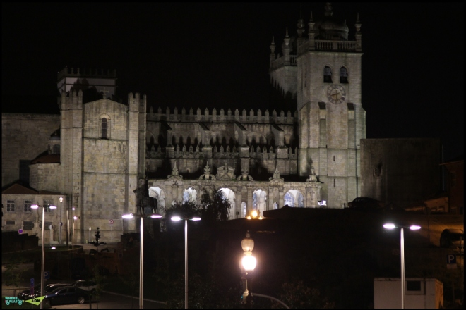 Se cathedral. 12 столетие, самое старейшее сооружение города.