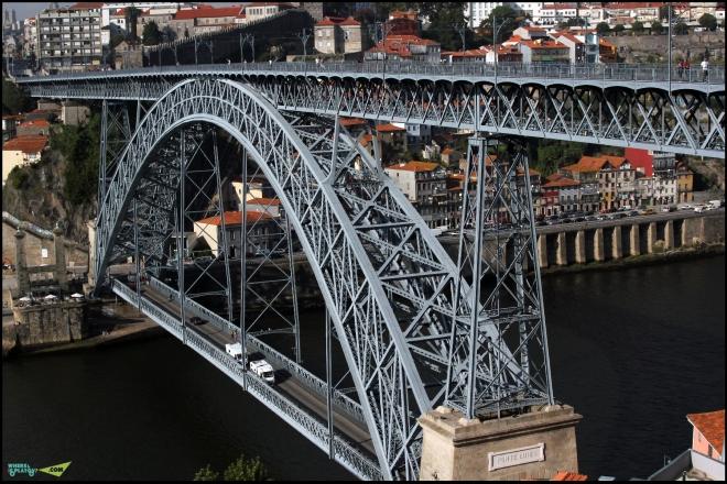 Еще один интересный ракурс моста
