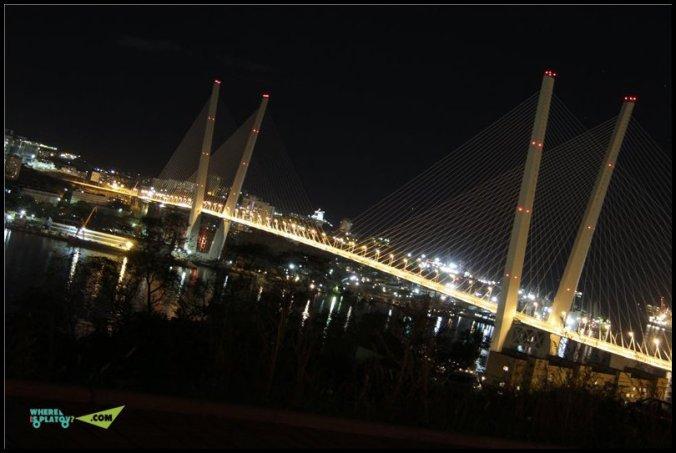 Хваленые мосты.