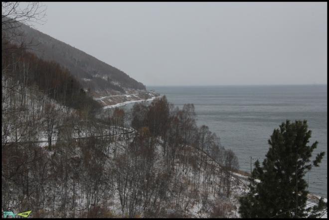 Байкальская трасса.