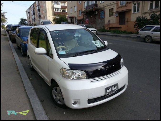 Toyota Porte (3)